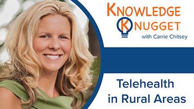 Telehealth in Rural Areas: Successes and Complications