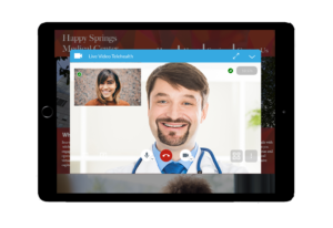 telehealth-tablet