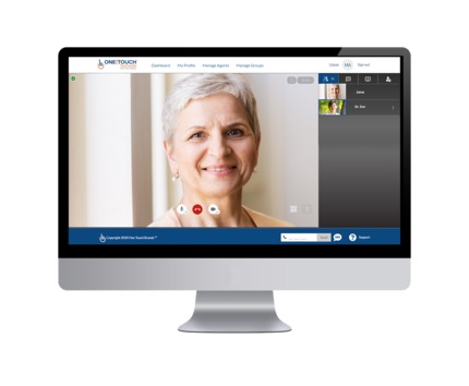 Senior Care Technology Features