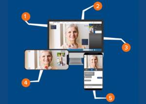 telehealth-platform-interface