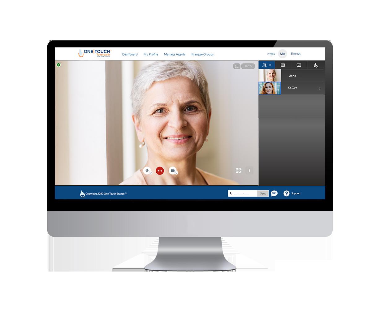 Home Health Telehealth Features
