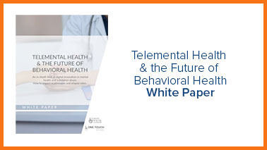 Telemental Health & The Impact on the Future of Behavioral Health