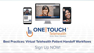 [WEBINAR] Best Practices: Virtual Telehealth Patient Handoff Workflows