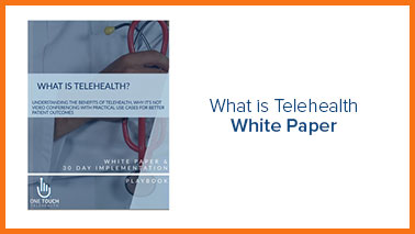 What is Telehealth White Paper