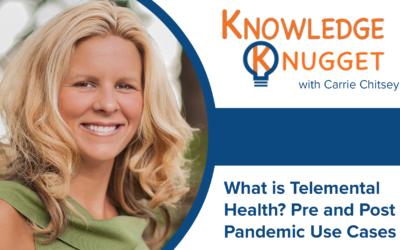 What is Telemental Health? Pre and Post Pandemic Use Cases